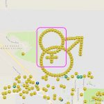 The Female Symbol has 35 caches. It's in North Las Vegas, NV.